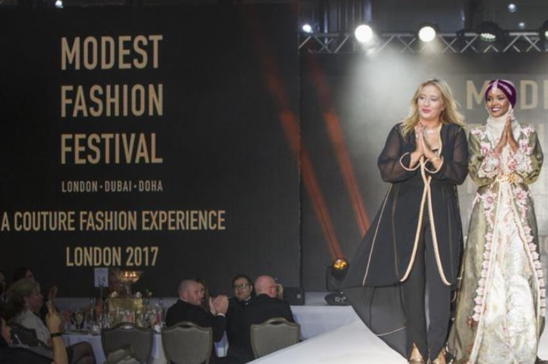 Model Fashion Festival