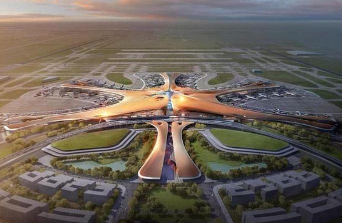 aeropuerto internacional beijing