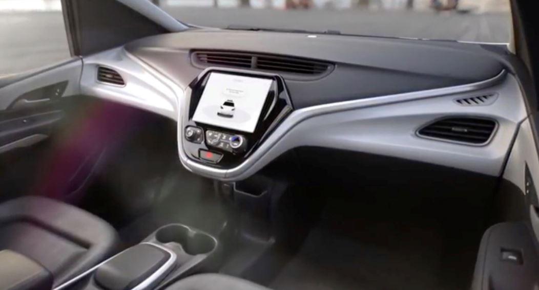 cruise av GM coche automatico