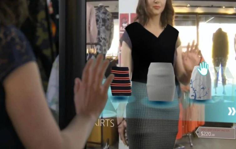 smart mirror elzocco