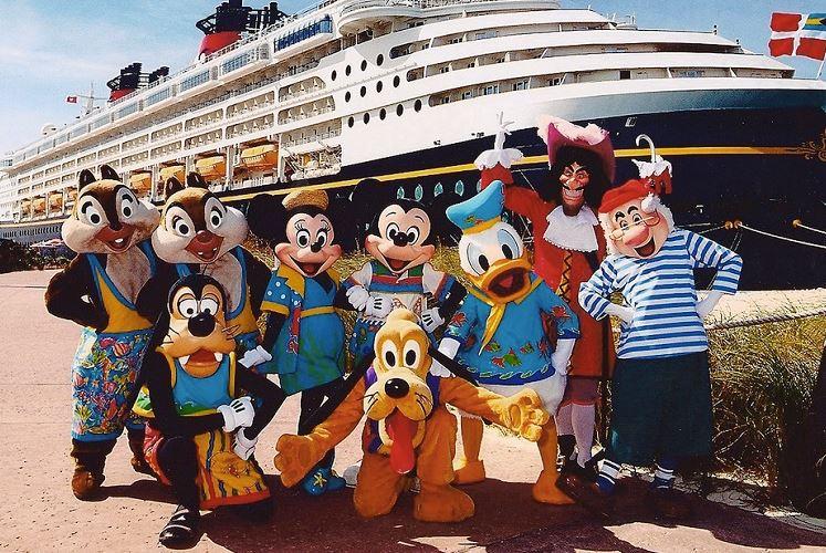 disney cruise line empleo