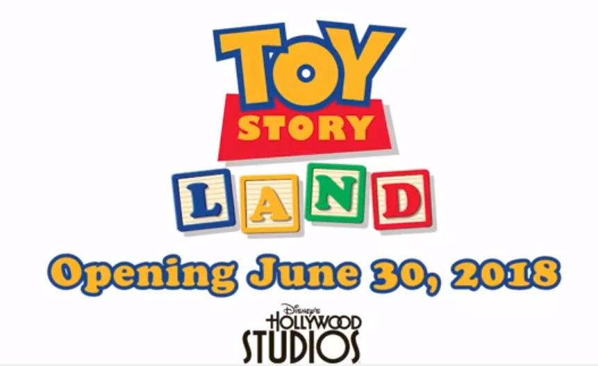 toy story land 30 junio