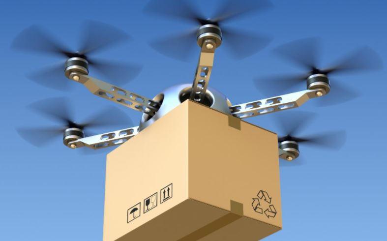 drone nueva patente amazon