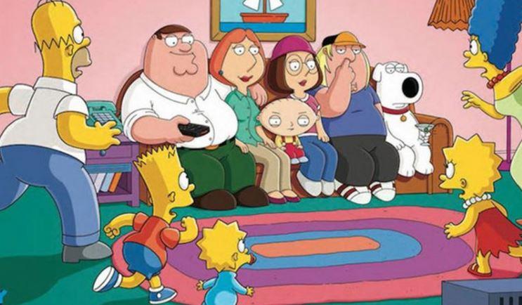 Familias de la tele