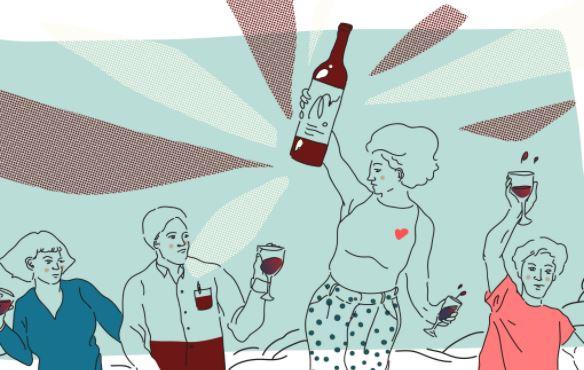 cómo arreglar una botella de vino estropeada