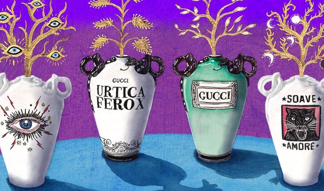 Gucci Decor 2018