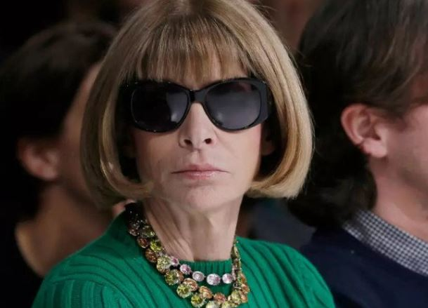 Anna Wintour no se va de vogue