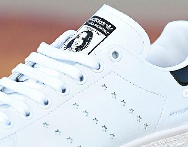 dejar Crudo Atento  Adidas x Stella McCartney, la unión que trae las Stan Smith adidas veganas