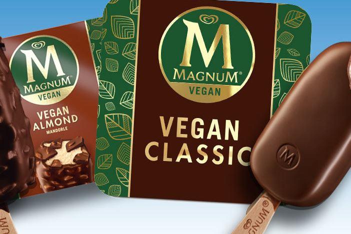 Helados Magnum veganos