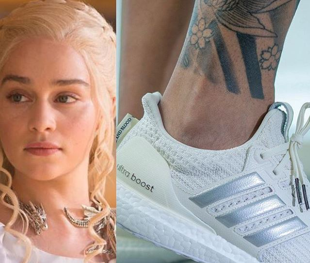 House Targaryen x adidas