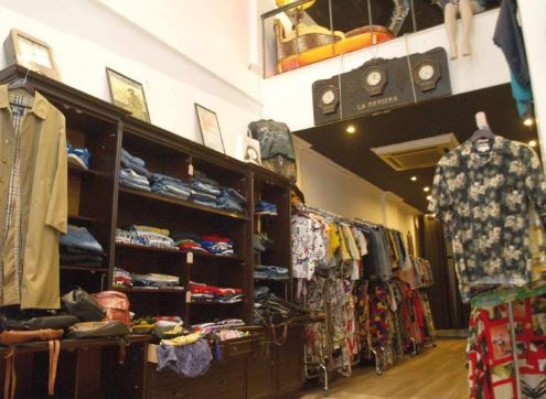 tienda vintage en Madrid