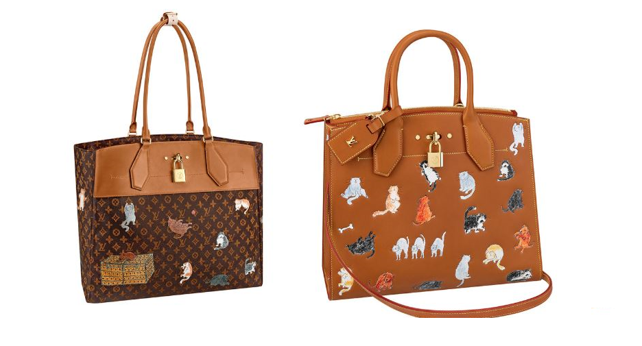 nuevos bolsos de Louis Vuitton