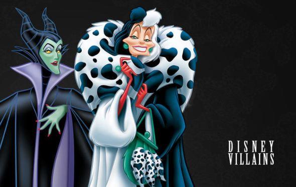 villanos de Disney más populares