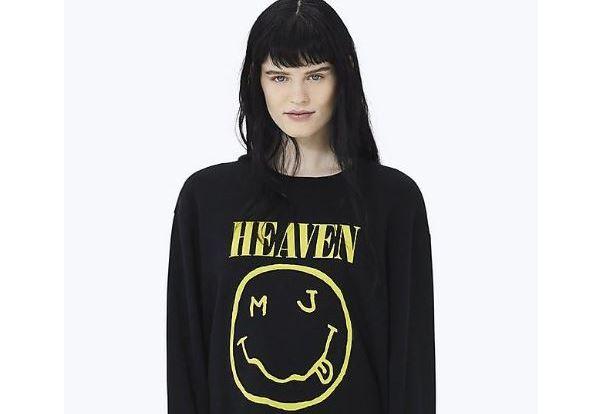 Nirvana demanda a Marc Jacobs