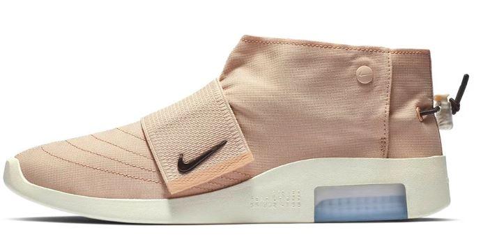 mocasín Fear of God x Nike