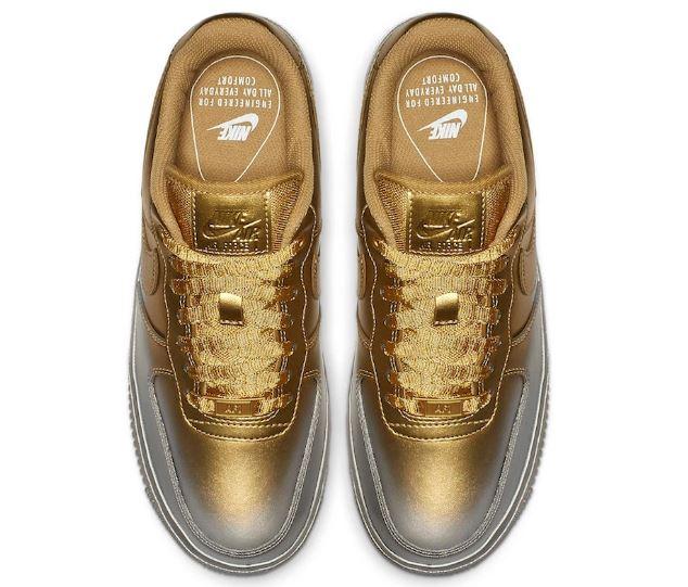 air force 1 oro