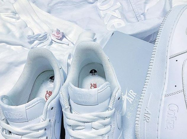 Coca Cola x Nike