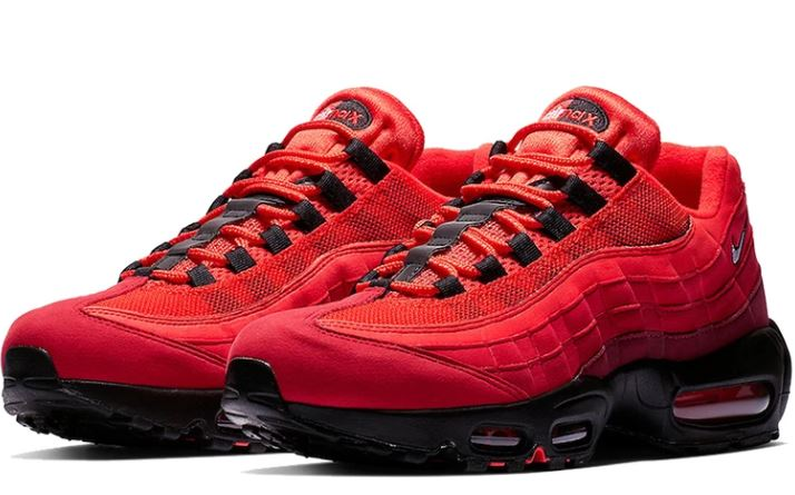 Nike Air Max 95 Habanero Red