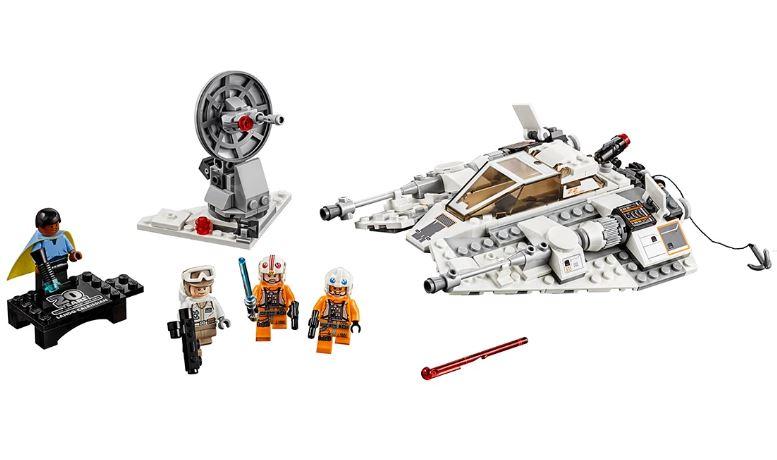 vehículos de Star Wars