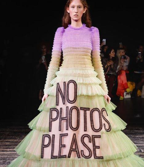 vestidos con mensaje