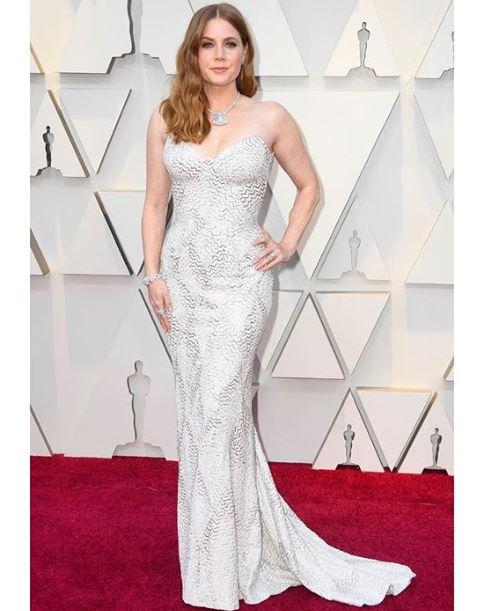 alfombra roja de los Oscars 2019