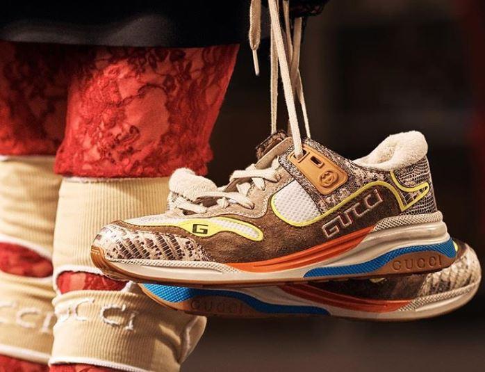 adiós a las Dad Sneakers