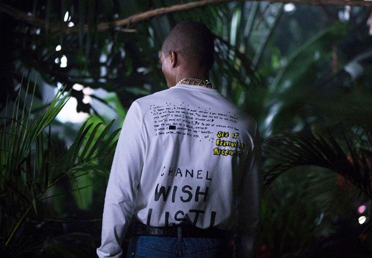 Chanel Pharrel 5