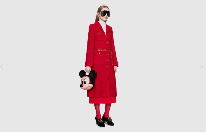 bolso de Mickey Mouse