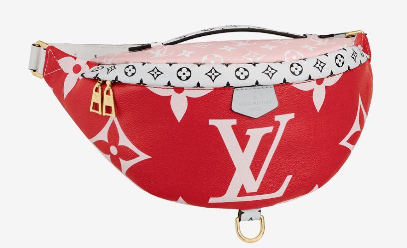 coloridos bolsos de Louis Vuitton