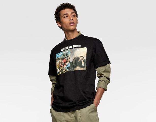 camisetas artísticas