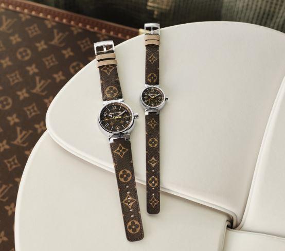 relojes Monogram de Louis Vuitton
