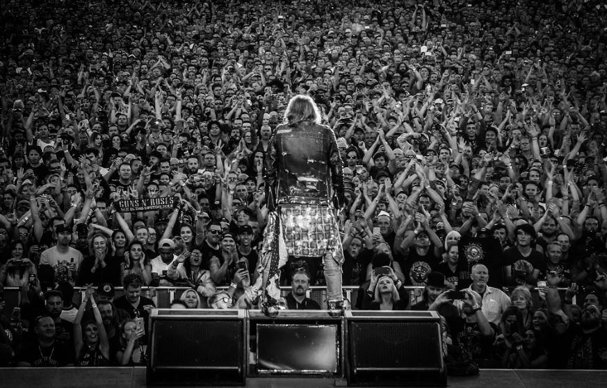 conciertos de Guns N Roses de 2019