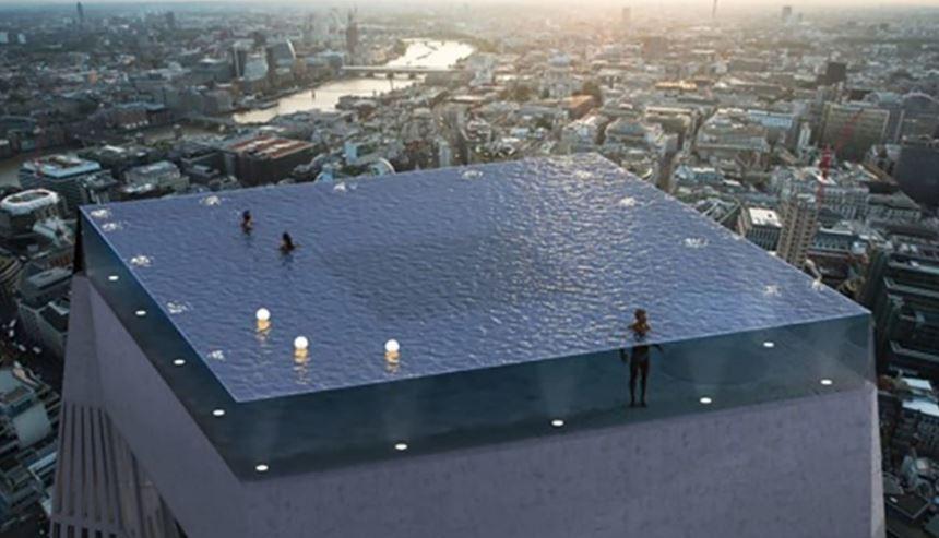 piscina infinita de 360 grados