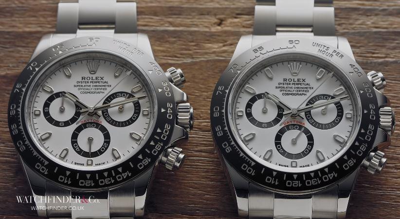 reconocer los Rolex falsificados