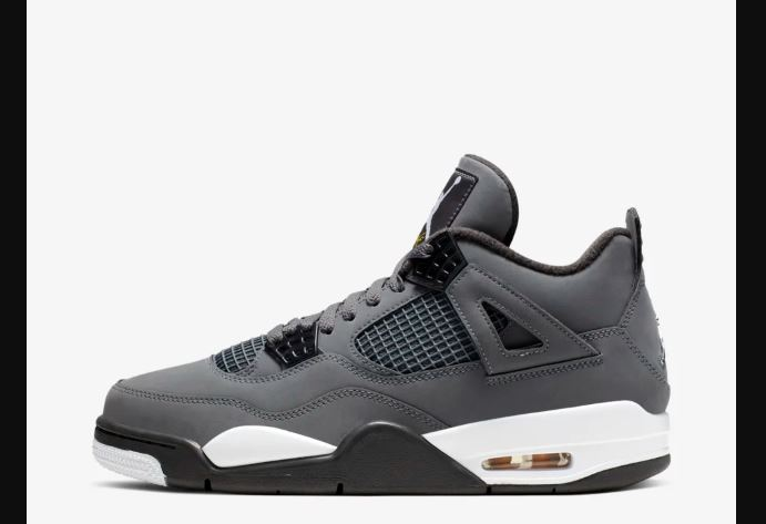 air jordan iv cool grey