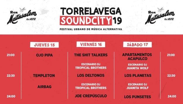 torrelavega soundcity 2019