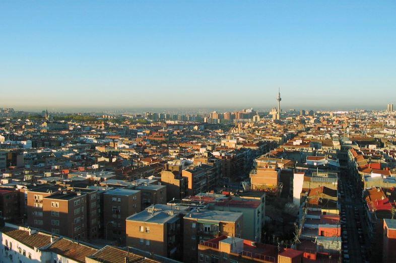 barrio de Ciudad Lineal