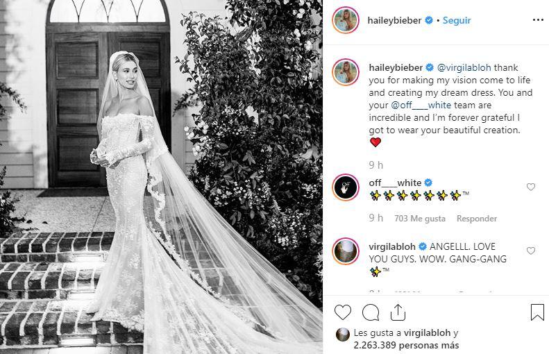 boda de Hailey y Justin Bieber