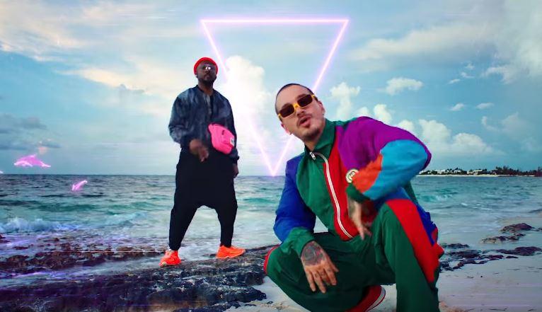 Ritmo de Black Eyed Peas
