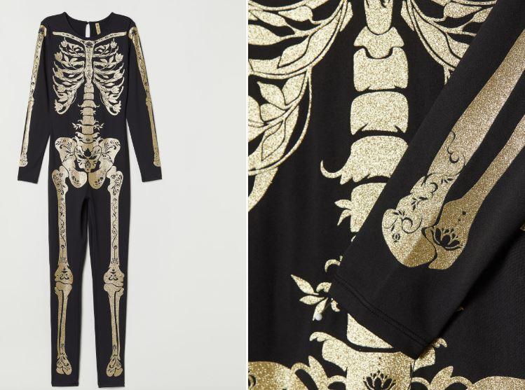 ropa para Halloween