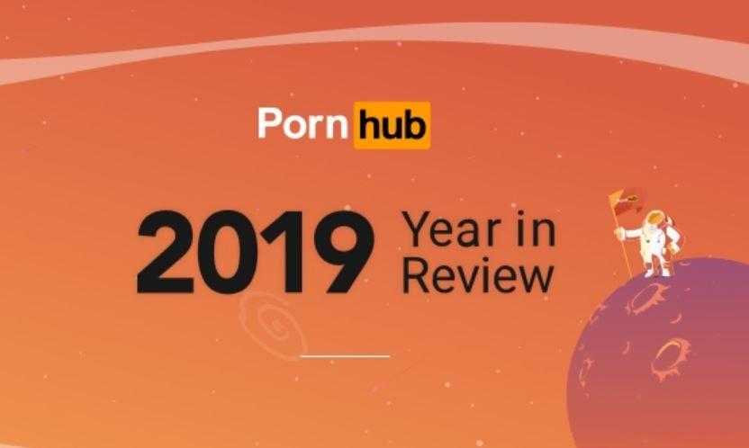 estadísticas de PornHub 2019