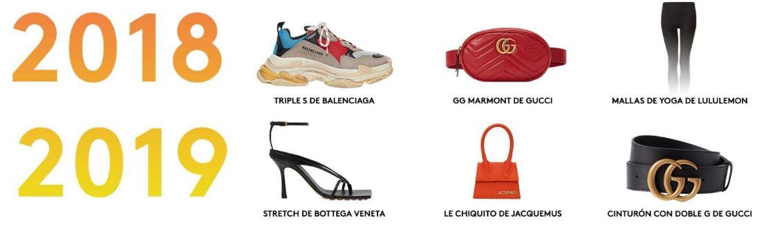 tendencias de la moda de la década de 2010