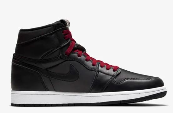 Cambios de Sangrar Molesto  Llegan nuevas Air Jordan 1 negras y rojas El Zocco