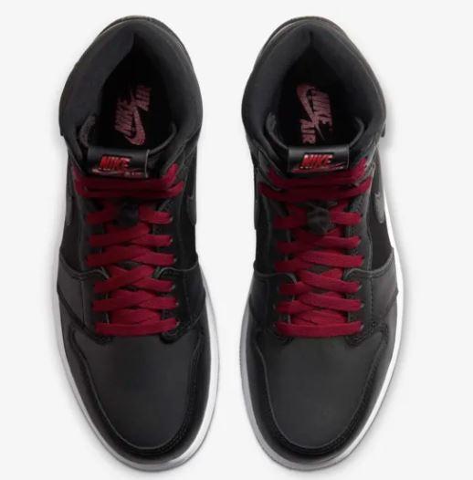 air jordan 1 rojas y negras