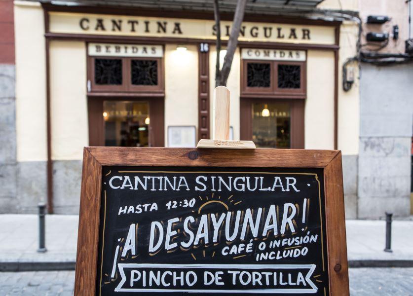 cantina singular