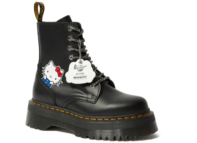 dr martens x hello kitty 2