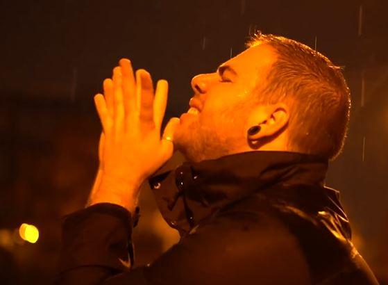 llueve de dante
