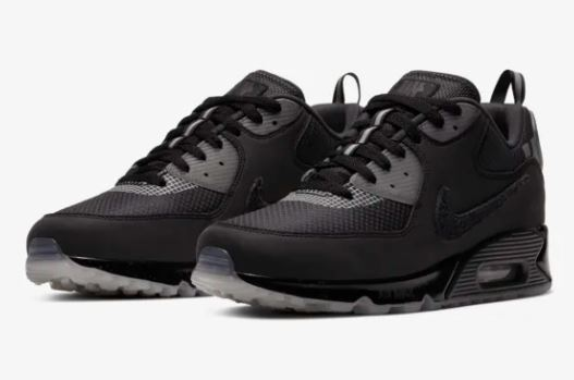 air max 90 x undefeated