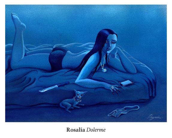 dolerme de rosalía