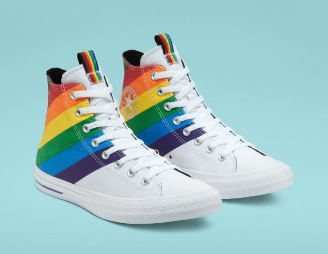converse pride 2020 collection deportivas